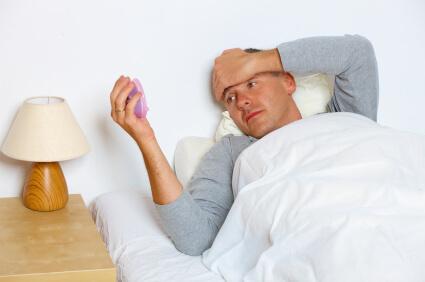 Schlafmangel Schlaflosigkeit und die folgen